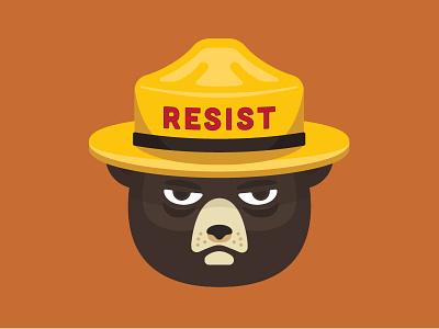 Alt Bear alt resist mad bear