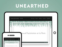 Unearthed Pictures Launch