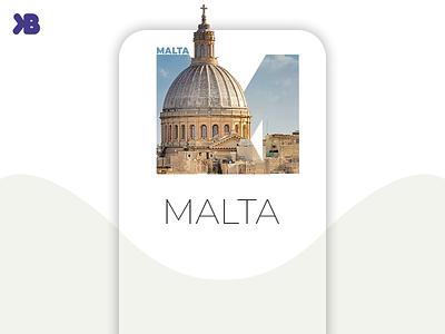 Malta - Typography Design typography design malta