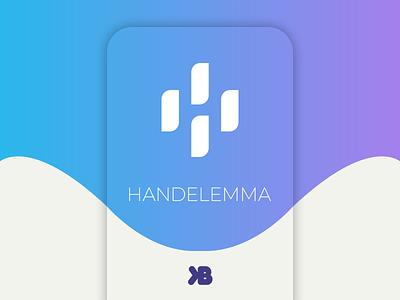 Handelemma - Logo Design h logo logo design logo