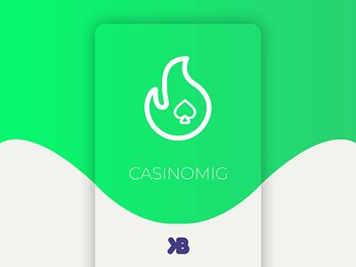 Casinomig - Affiliate Website casinomig web design adobe xd affiliate affiliate website casino