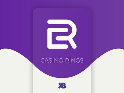 Casino Rings - Casino Website ux ui game website casino web design casino design
