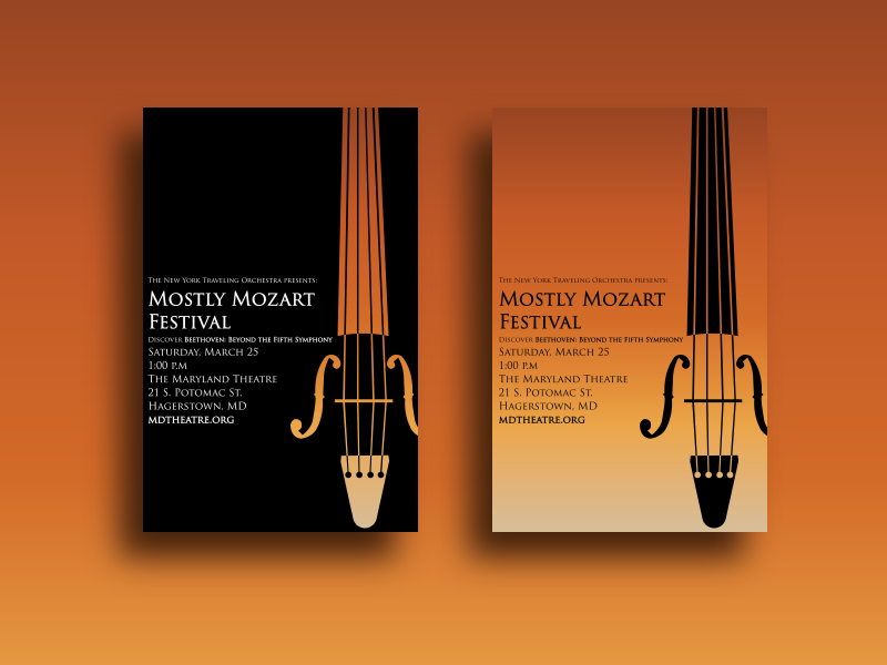 Mostly mozart festival 400x300
