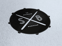 Freelance Drummer logo
