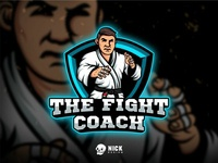 The Fight Coach Logo