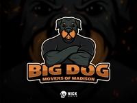 Big Dog Logo