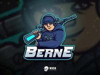 Berne Esport Logo