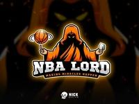 NBA LORD Esport Logo