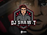 Dj Shaw-T Beat Logo