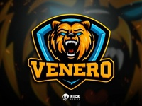 Venero Esport Logo