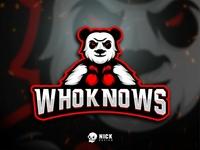 Whoknows Esport Logo