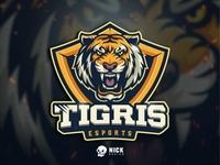 Tigris Esports Logo
