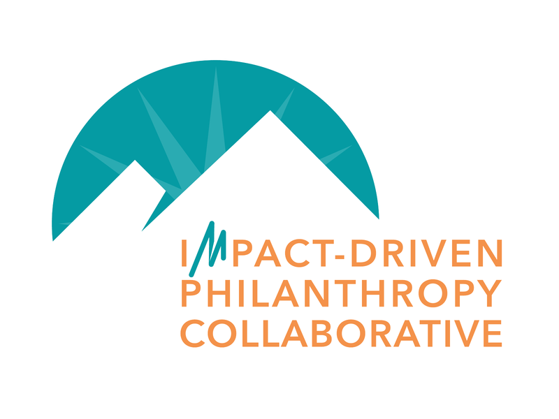 IDPC - Impact-Driven Philanthropy Collaborative illustrator cc final branding and identity philanthropy