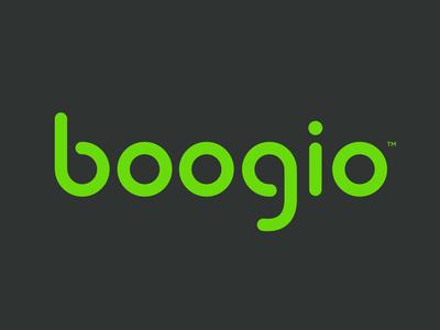 Boogio Logo tech wearable