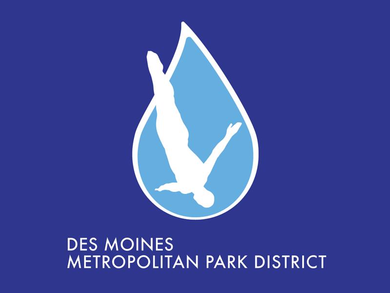 Des Moines MPD branding logo government