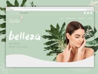 Aesthetic medicine website