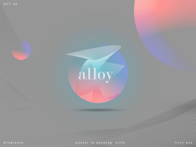 alloy poster