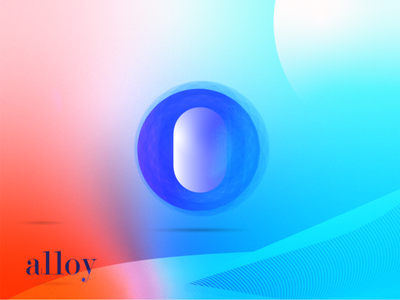 Alloy illustration design color