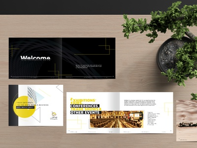 company profile advertising branding