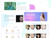TourTeb agency UI/UX Design
