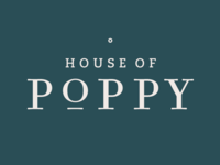 House of Poppy logo