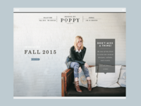 House of Poppy | web