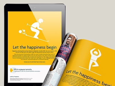 Sunlife Happiness Campaign