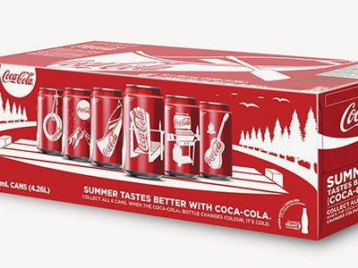 Coke Packaging