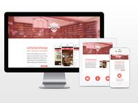 Scholarsheep Landing Page