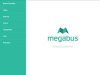 megabus brand guidelines
