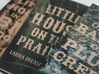 Little House Book Covers