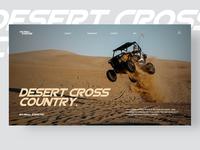 Desert cross country