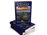 Crypto Mysteries, children's book series covers (2)