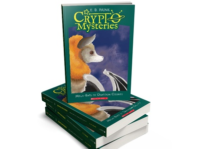 Crypto Mysteries, children's book series covers (3) books book covers childrens books mystery books book series cryptozoology weird mysteries