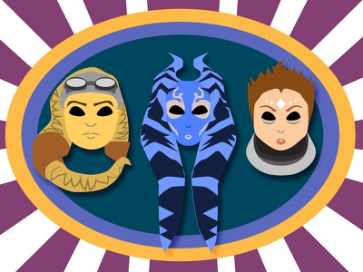 Dice For Brains Podcast - Episode 64 character art force and destiny dice dice for brains podcast star wars nerd geek rpg