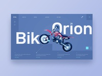 Biko - Web Slider Design