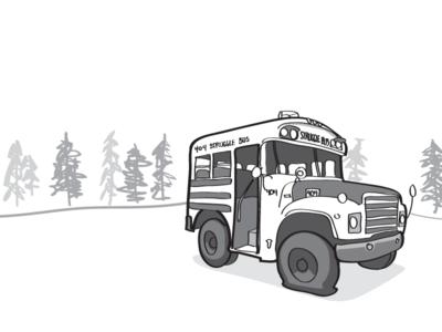Struggle Bus No. 404