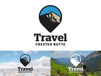 Travel Crested Butte Logo