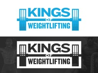 Kings of Weightlifting Logo