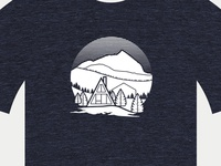 Created Butte Tee