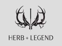 Herb+Legend Logo