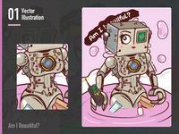 Beauty robot