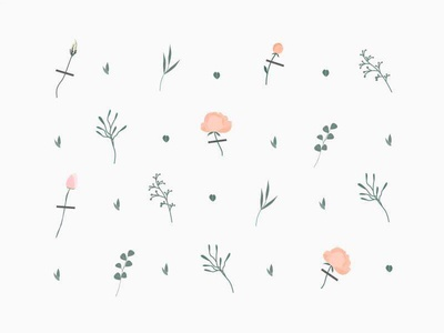 Pattern for flower delivery ios app