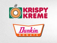 Brand Identity Switch Series | Donuts