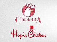 Brand Identity Switch Series | Chicken