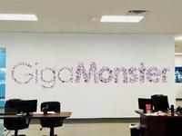 GigaMonster Mural