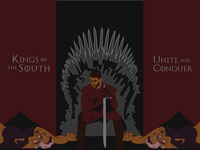 The Kings Of The South | Tifo Design
