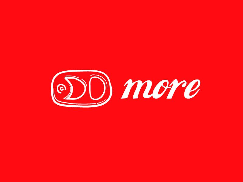 Do More. atlanta concept cocacola illustrator branding design