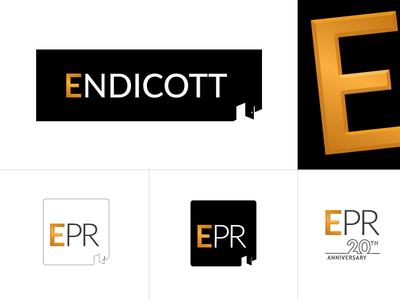 Endicott PR   Re-branding 2019 re-brand public relations marketing agency epr