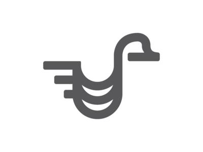 Swan Bird icon bird swan